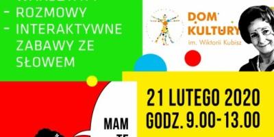Obrazek wydarzenia Niech Moc Słów Będzie Z Tobą! - Dzień Języka Ojczystego w Kubiszówce