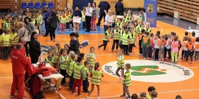 Obrazek wydarzenia VI Turniej Wiedzy O Bezpieczeństwie I Zdrowiu Przedszkolaka