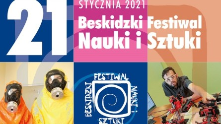 Obrazek aktualności XXI Beskidzki Festiwal Nauki i Sztuki