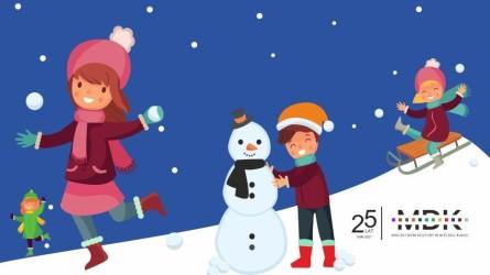 Obrazek aktualności Zimowa akcja z Miejskim Domem Kultury