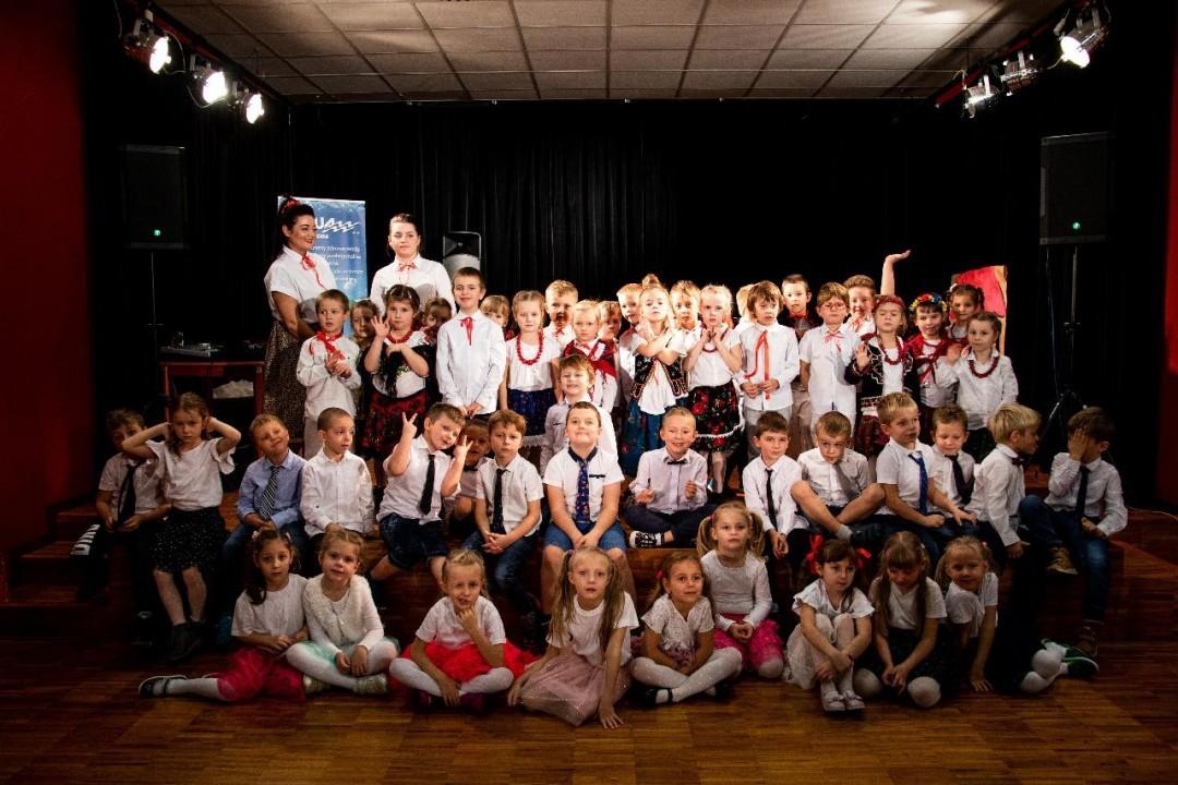 Przedszkolaki świętowały Dzień Seniora