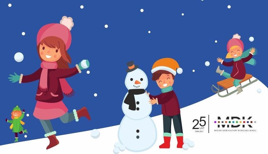 Zimowa akcja z Miejskim Domem Kultury