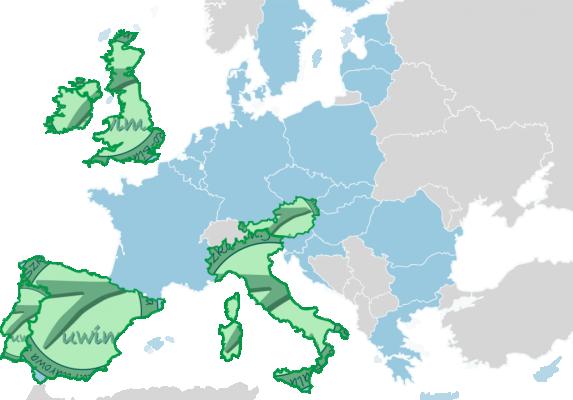 Kolejne programy europejskie w hotelarzu