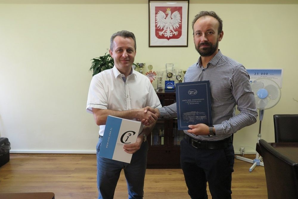 Centrum Inżynieryjne partnerem ZSSiO