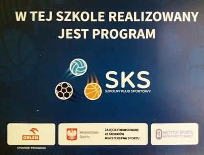 PROGRAM SKS - SIATKÓWKA w ZSB